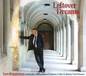 Leftover Dreams Album Cover